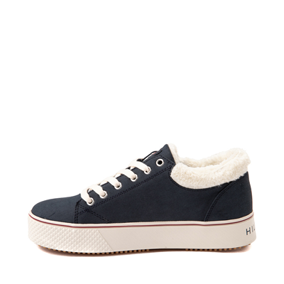 Alternate view of Womens Tommy Hilfiger Saveri Casual Shoe - Navy