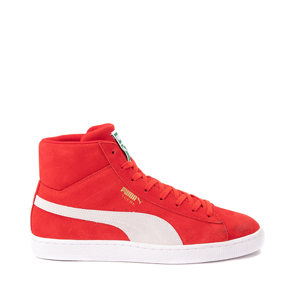 Puma Suede Mid XXI Athletic Shoe - High Risk Red