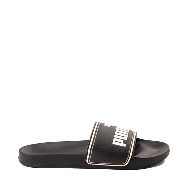 Puma Leadcat Slide Sandal - Black