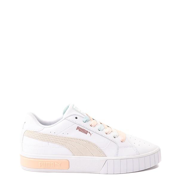 Womens Puma Cali Star Athletic Shoe - Gloaming Ivory / Eggshell