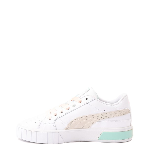 alternate view Womens Puma Cali Star Athletic Shoe - Gloaming Ivory / EggshellALT1