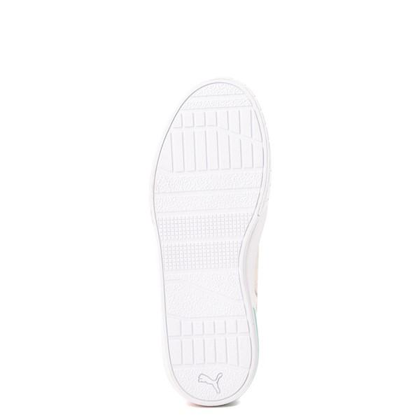 alternate view Womens Puma Cali Star Athletic Shoe - Gloaming Ivory / EggshellALT3