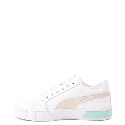 Alternate view of Womens Puma Cali Star Athletic Shoe - Gloaming Ivory / Eggshell