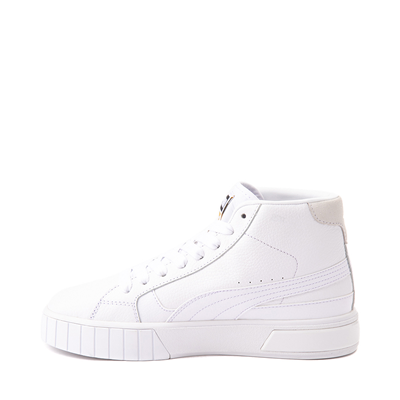 Alternate view of Womens Puma Cali Star Mid Athletic Shoe - White