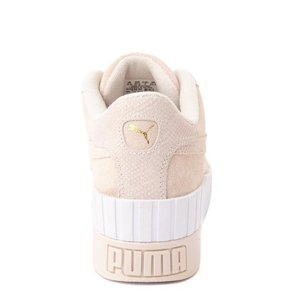 alternate view Womens Puma Cali Wedge Athletic Shoe - EggnogALT4