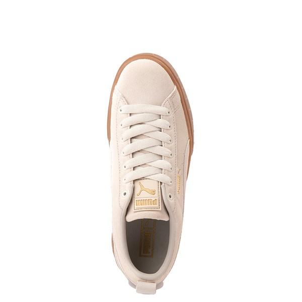 alternate view Womens Puma Mayze Platform Athletic Shoe - Oatmeal / GumALT2