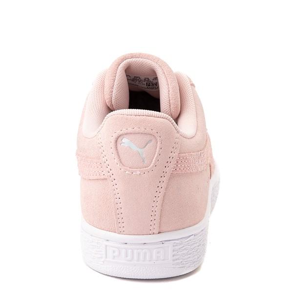 alternate view Womens Puma Suede Iridescent Athletic Shoe - LotusALT4