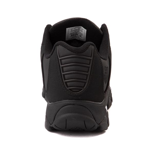 alternate view Mens K-Swiss ST329 Athletic Shoe - BlackALT4