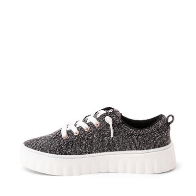 Alternate view of Womens Roxy Sheilahh Platform Casual Shoe - Black Marl