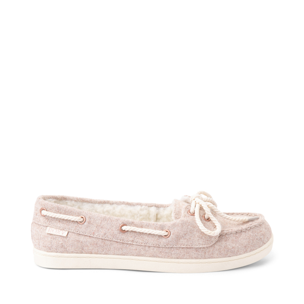 Main view of Womens Roxy Schmatey Slip On Boat Shoe - Natural