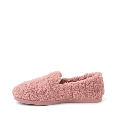 Alternate view of Womens Roxy Fur Sure Slip On Casual Shoe - Blush