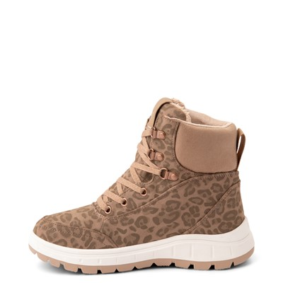 Alternate view of Womens Roxy Karmel Leopard Boot - Leopard
