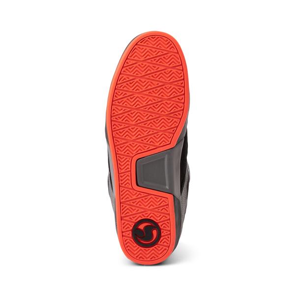alternate view Mens DVS Comanche 2.0+ Skate Shoe - Charcoal / BlackALT3