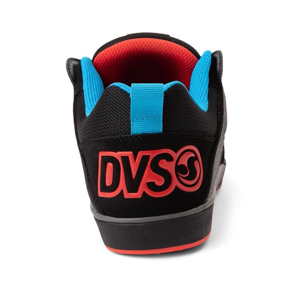 alternate view Mens DVS Comanche 2.0+ Skate Shoe - Charcoal / BlackALT4