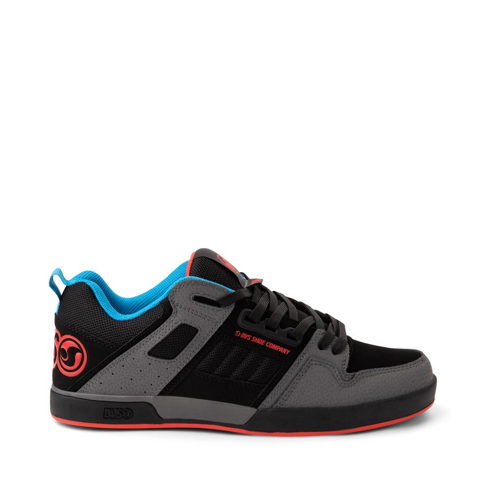 Mens DVS Comanche 2.0+ Skate Shoe - Charcoal / Black