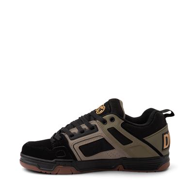 Alternate view of Mens DVS Comanche Skate Shoe - Brindle / Burnt Olive