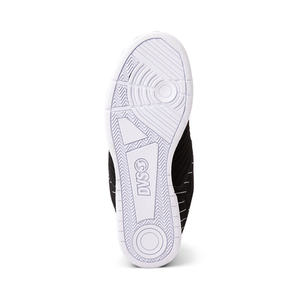 alternate view Mens DVS Celsius Skate Shoe - Black / StripesALT3