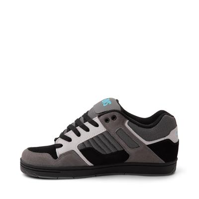 Alternate view of Mens DVS Enduro 125 Skate Shoe - Black / Charcoal / Turquoise