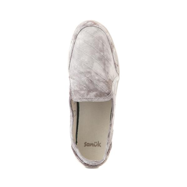alternate view Womens Sanuk Pair O Dice Slip On Casual Shoe - High DyeALT2