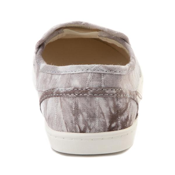 alternate view Womens Sanuk Pair O Dice Slip On Casual Shoe - High DyeALT4