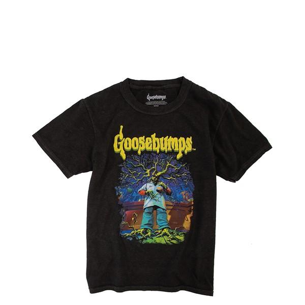 Main view of Goosebumps Tee - Little Kid / Big Kid - Black