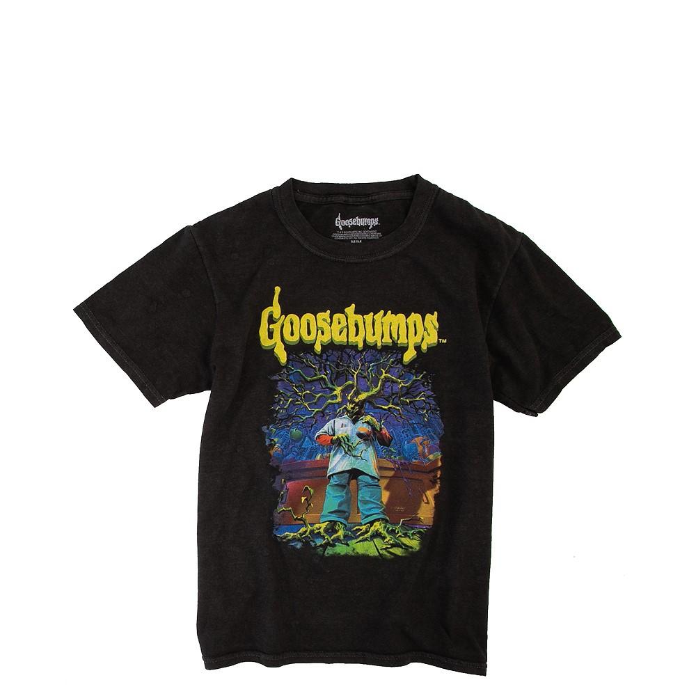 Goosebumps Tee - Little Kid / Big Kid - Black