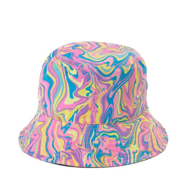 Paint Swirl Bucket Hat - Little Kid / Big Kid - Multicolor