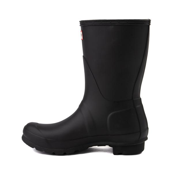 alternate view Womens Hunter Original Rain Boot - BlackALT1
