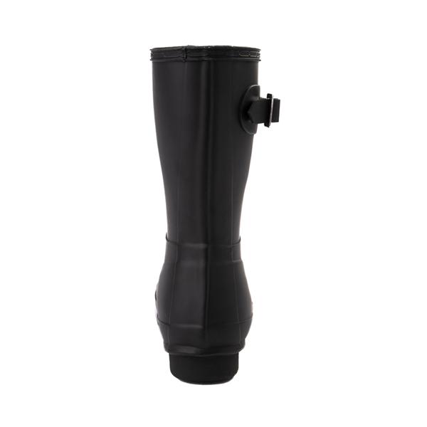 alternate view Womens Hunter Original Rain Boot - BlackALT4