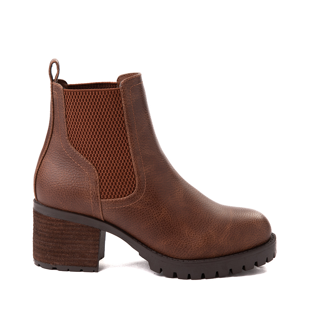 Womens MIA Jonna Chelsea Boot - Luggage