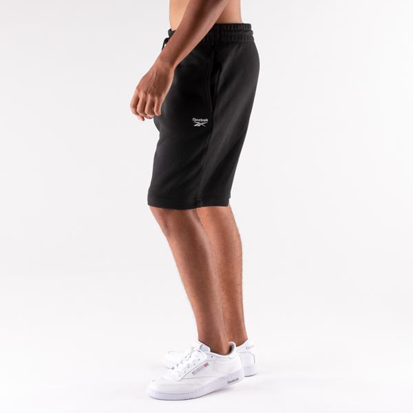 Main view of Mens Reebok Identity Fleece Shorts - Black