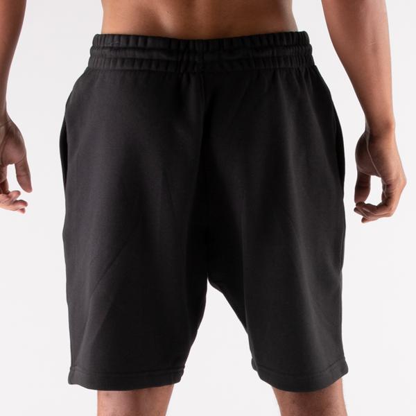 alternate view Mens Reebok Identity Fleece Shorts - BlackALT5B