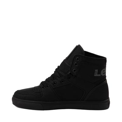 Alternate view of Mens Levi's 501® Mason Hi Casual Shoe - Black Monochrome