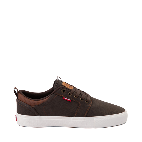Main view of Mens Levi's Alpine Casual Shoe - Brown