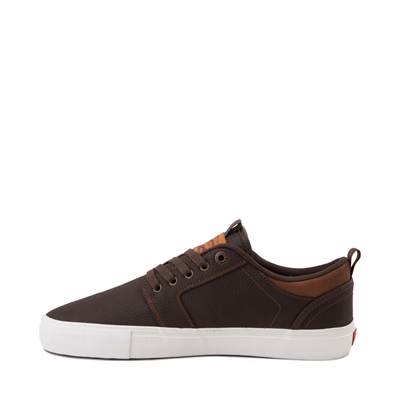 Alternate view of Mens Levi's Alpine Casual Shoe - Brown