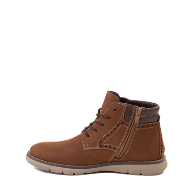 Alternate view of Johnston and Murphy Holden Boot - Little Kid / Big Kid - Brown