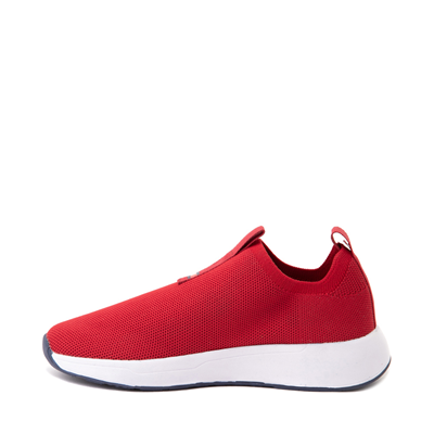 Alternate view of Womens Tommy Hilfiger Aliah Slip On Athletic Shoe - Red