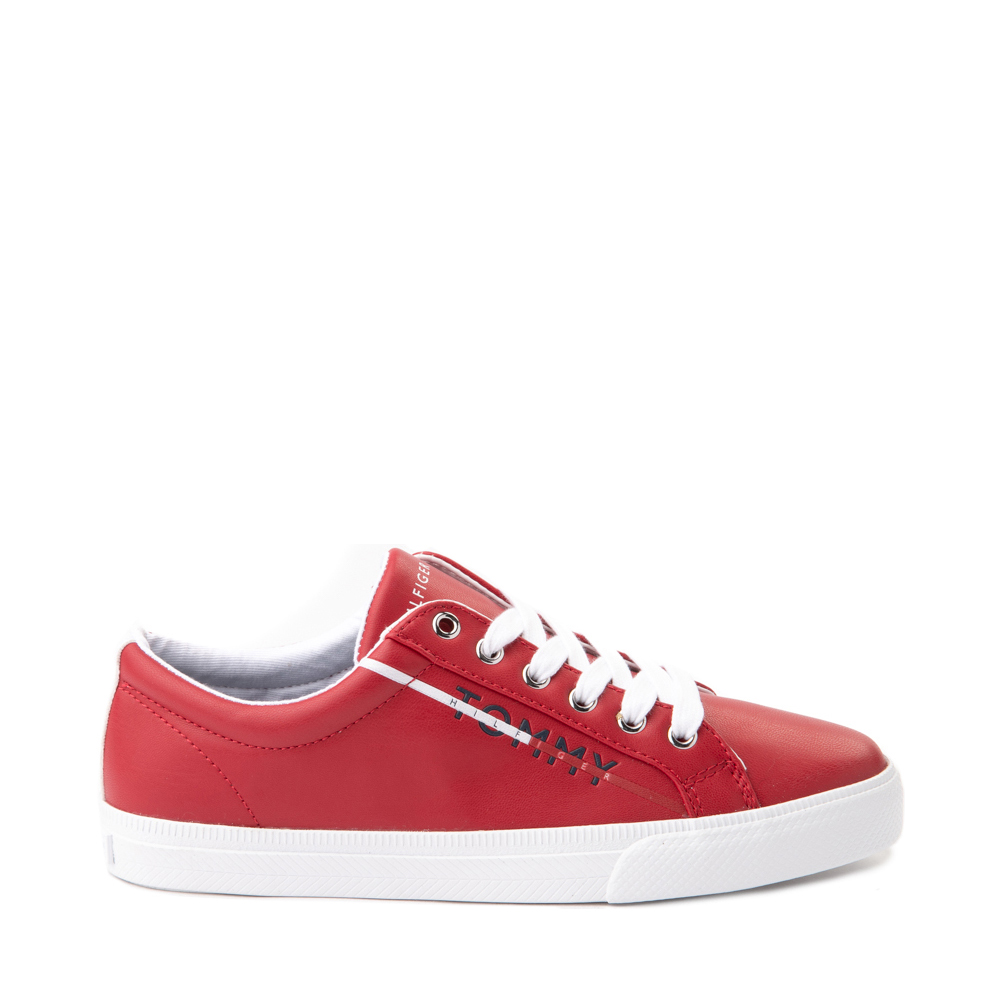 Womens Tommy Hilfiger Luhn Casual Shoe - Red