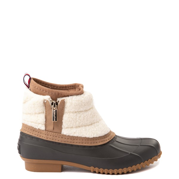 Main view of Womens Tommy Hilfiger Roana Boot - Brown