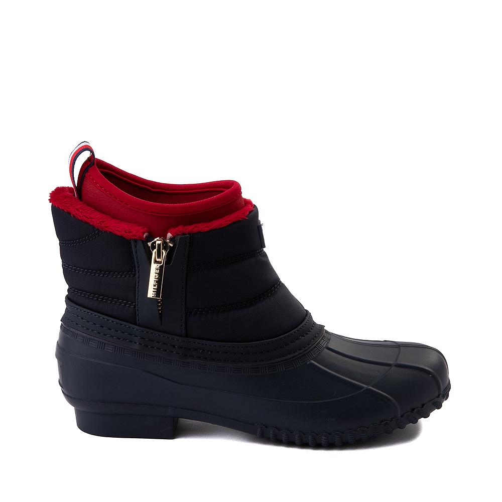 Womens Tommy Hilfiger Roana Boot - Dark Blue