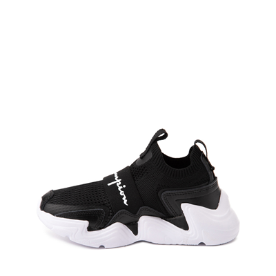 Alternate view of Champion Hyper C Speed Athletic Shoe - Big Kid - Black / White