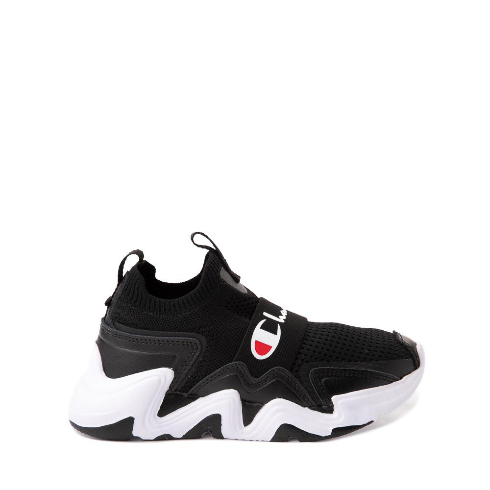 Champion Hyper C Speed Athletic Shoe - Big Kid - Black / White