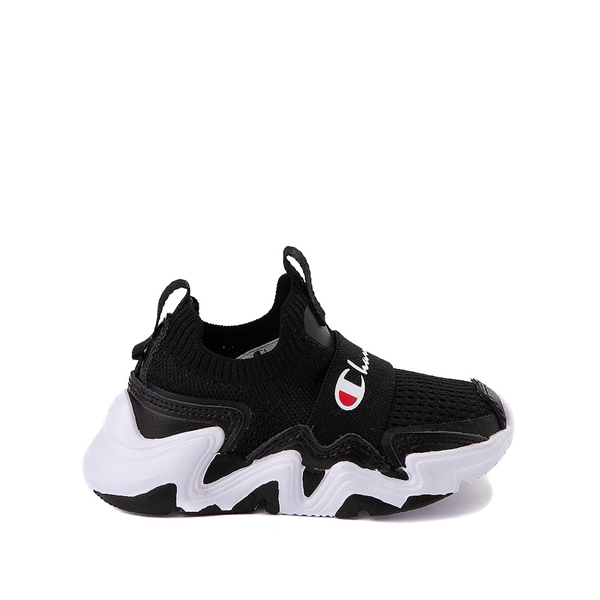 Main view of Champion Hyper C Speed Athletic Shoe - Baby / Toddler - Black
