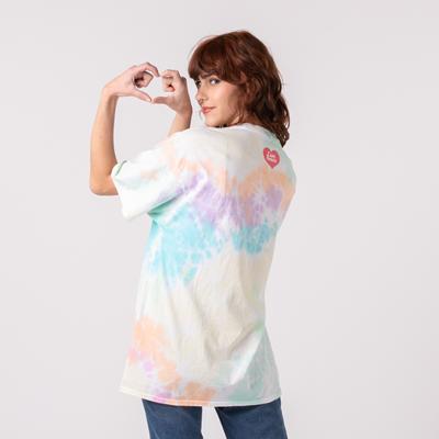 Alternate view of Womens Care Bears Tee - Pastel Tie Dye