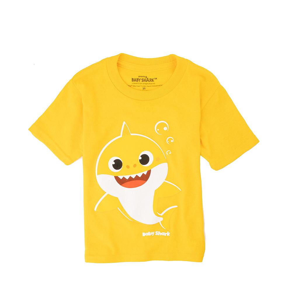 Baby Shark Tee - Baby - Yellow