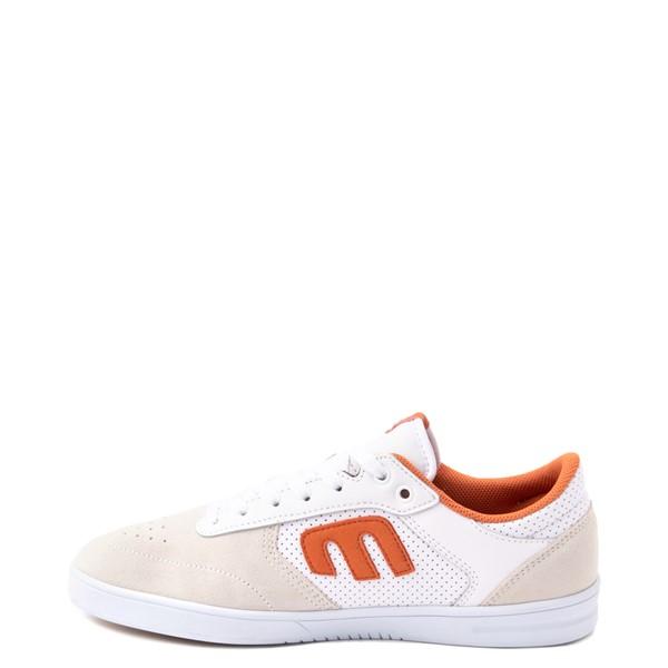 alternate view Mens etnies Windrow Skate Shoe - WhiteALT1