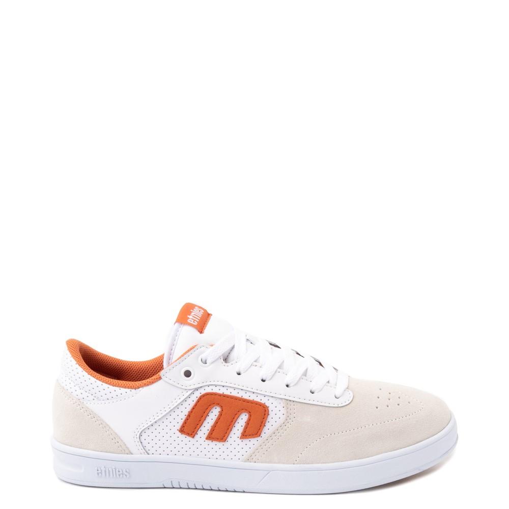 Mens etnies Windrow Skate Shoe - White
