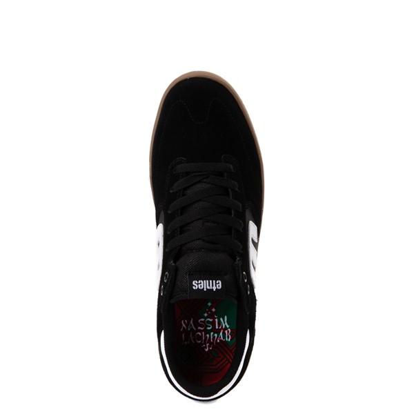 alternate view Mens etnies Windrow Skate Shoe - BlackALT2