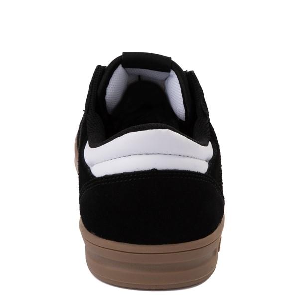 alternate view Mens etnies Windrow Skate Shoe - BlackALT4