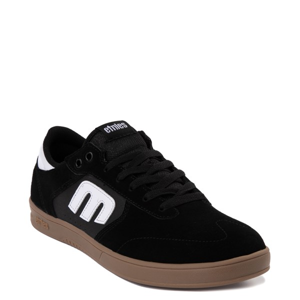 alternate view Mens etnies Windrow Skate Shoe - BlackALT5